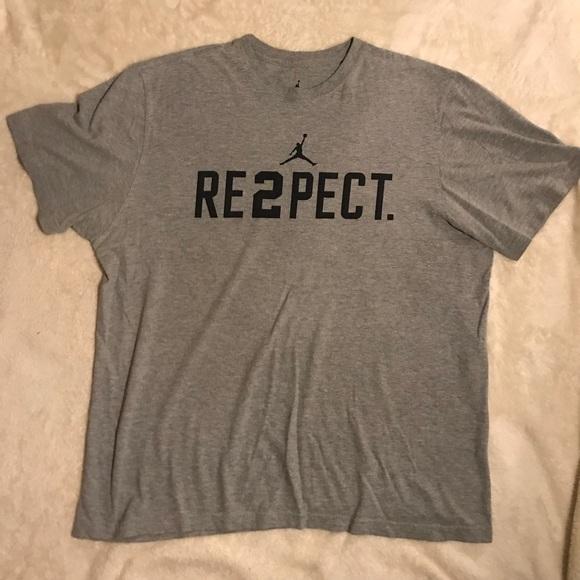 jordan derek jeter respect hoodie Source · Jordan Shirts Jeter Respect T  Shirt Poshmark 5dae1d999d3e